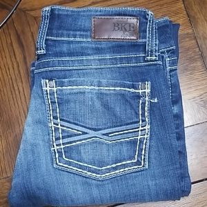 BKE Culture Midrise Bootcut Jeans 28xl